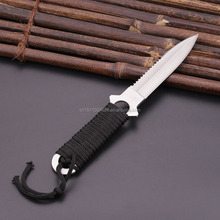 Professional outdoor tools lightweight fix blade knife new type sell well gift diving knife