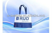 Custom Printable Reusable Folding Vintage Celebrity Tote Shopping Bag Bags