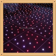 led star light dance floor/led dancing floor