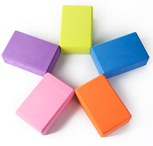 Colorful Eco-friendly Gym EVA Yoga Block And Brick