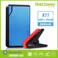 China suppier emergency tool auto accessories mini car jump starter 12V