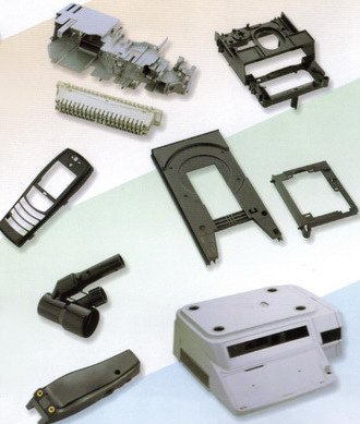 Plastic Components for electronical appliances