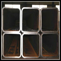 100X300mm Special Shaped Steel Rectangular Tube