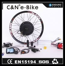 gearless electric bike motor 1000w 1500w 2000w 3000w 5000w electric bicycle conversion kits ebike kit