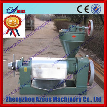 2014 NEW design oil press machine for nuts and seeds, easy operation with oil filters tiger nut oil expelling machine