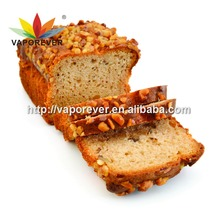 Banana nut bread flavouring concentrate flavor mixed with PG / VG for eliquid