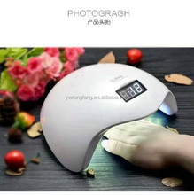 New design 48w powerful sun light nail dryer Sun5 uv led curing nail lamp