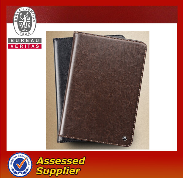 gross genuine cow leather case for PPC