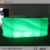 New Design Battery Power Illuminated Color Changing Wave Shaped LED Bar Counter