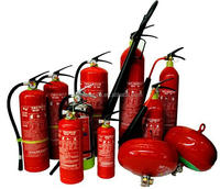 1-35KG ABC Portable Dry Powder Fire Extinguisher