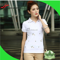 wholesale quality polymaid stretching plain white t shirts in bulk