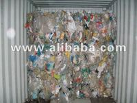 LDPE mixed film in bales