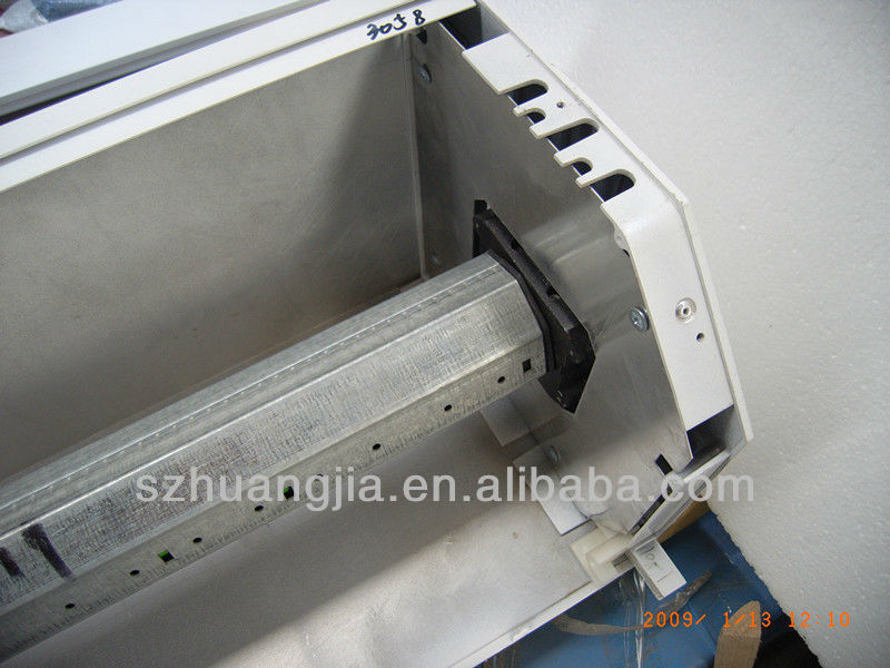 Electric Aluminum Roller Shutter Window for Canada