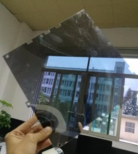 Plastic Mirrored Acrylic Semi-transparent Sheet