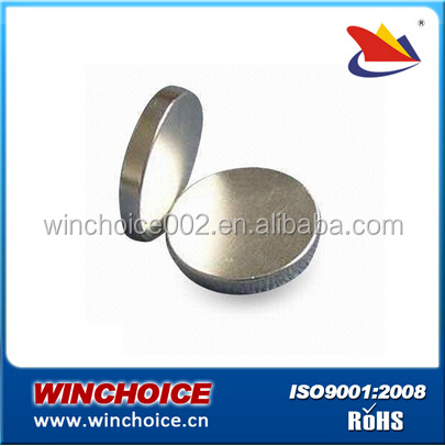 large disc neodymium magnet,NdFeB magnet,high performance