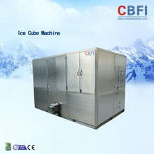 5000kg Cube Ice Making Machine can make much benefit from ice business