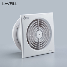 Smoke Extractor Fan Exhaust Fan 6 Inch Kitchen Ventilator timer