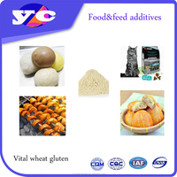 Food Binding Agents Wheat Gluten High Protein Bread Use
