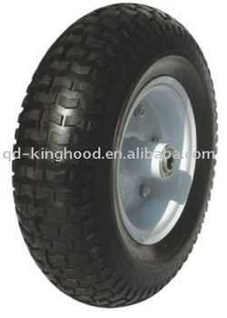"13""x5.00-6 Pu Foam Wheels Tires Flat Free tire"
