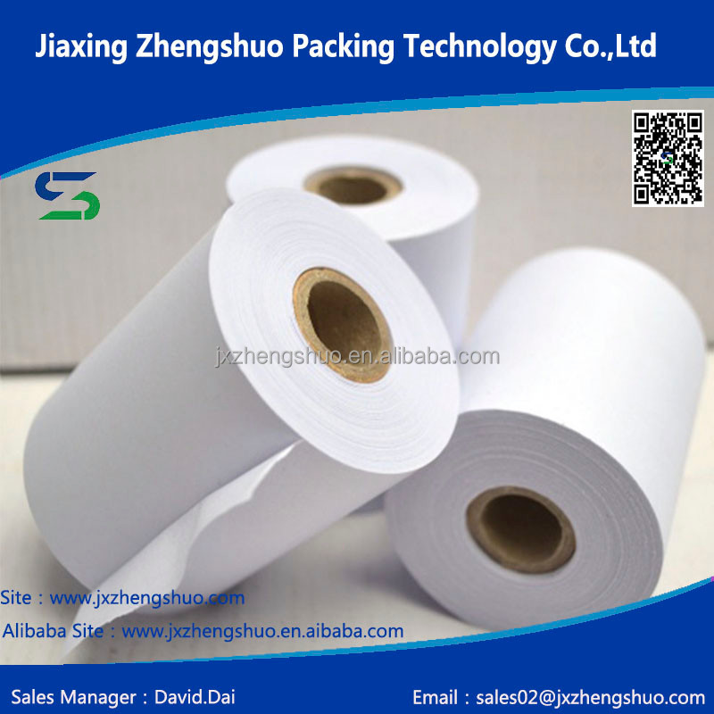 80gsm anti thermal paper in roll or in sheet