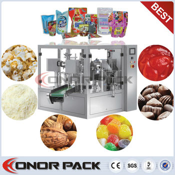 High quality Rotary Packing Machine