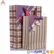 Free Design Cheap Recyclable Custom Printed kraft paper bag manufacturers