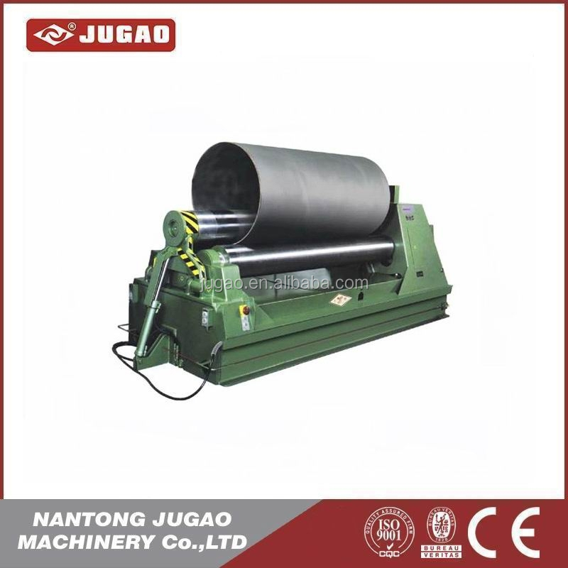 China suppliers <strong>W12</strong> Hydraulic Sheet Metal 4 Roller <strong>Rolling</strong> Bending <strong>Machine</strong>, hydraulic 4 Roller Bender <strong>machine</strong> 30x2000