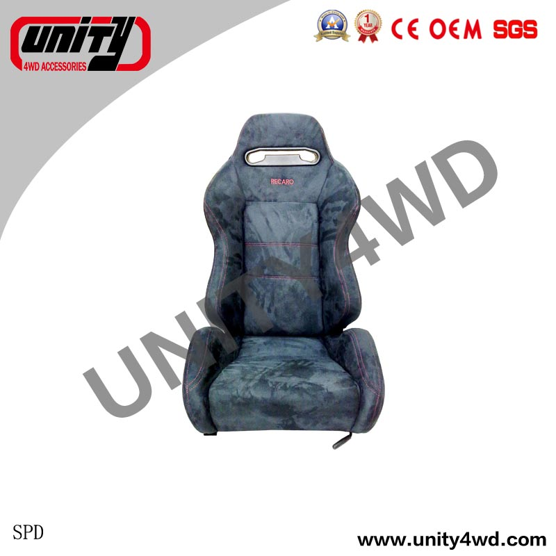 Carbon Fiber 4x4 SPF bride racing seat with Fabric Glass OEM service