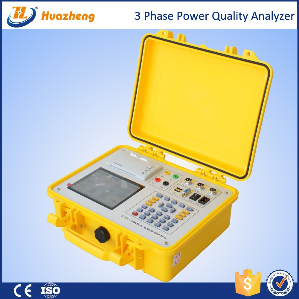 HZDY5 Power monitor power factor measurement 0 ~ 2200W
