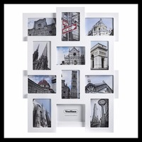 wall collage picture frames hold 12 option 4x6inch photos