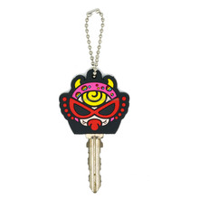 Pop new items custom plastic soft pvc rubber key head cover