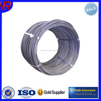 Provide wire rod stainless steel wire rope wire rod coil