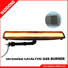 Chicken Roasting Industrial barbecue bbq grill cast iron gas burners HD262