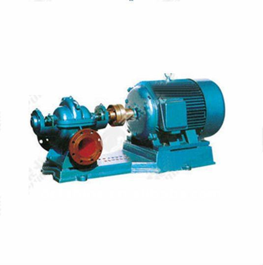 Single Stage Double Suction Horizontal Split Centrifugal Pump