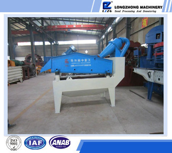 LZ250 fine size sand recovery washer best price