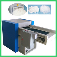 Best selling and small polyester fiber opening machine for sale