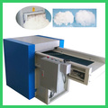 Best selling small polyester fiber opening machine