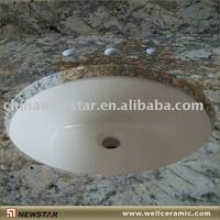 ceramic water tank for bathroom cabinet
