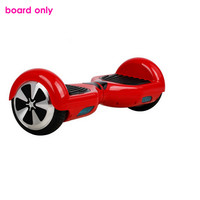 China hoverboard 2016 factory price electric scooter 6.5inch classical smart self balancing scooter