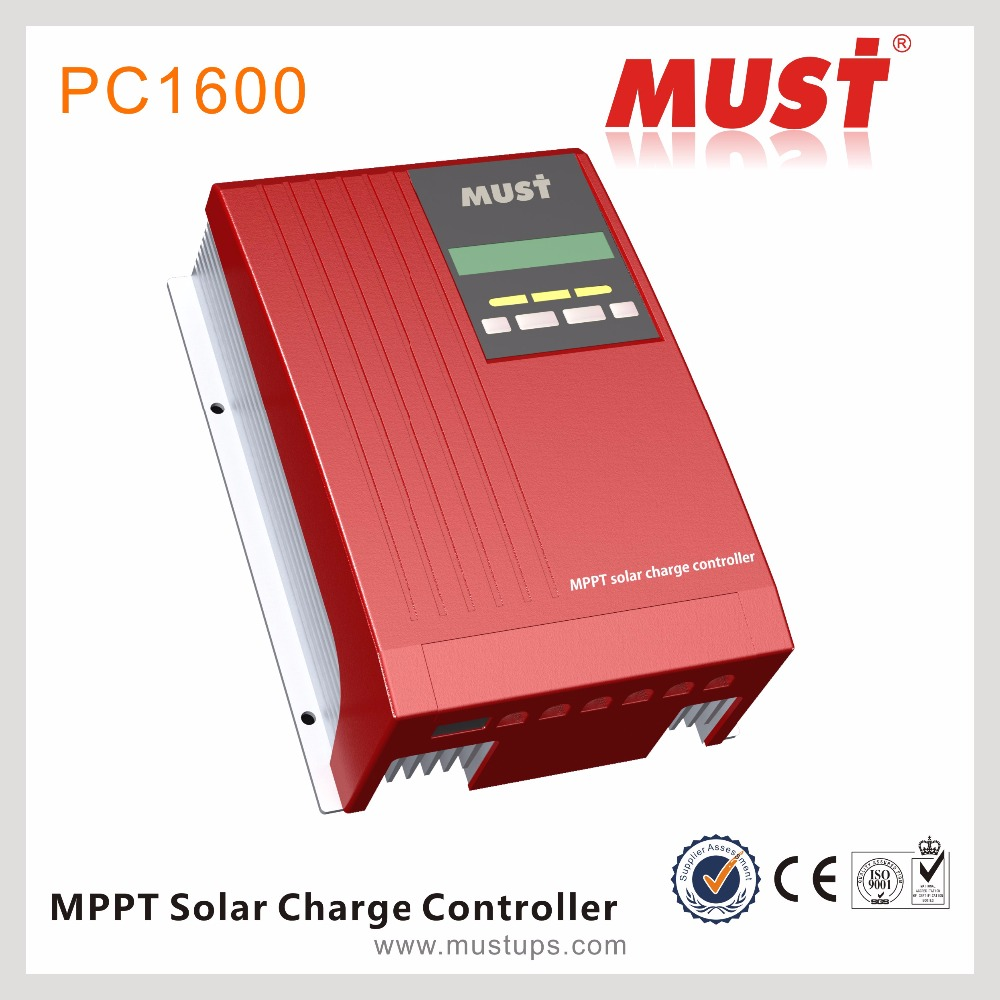 PC1600A 10A 20A 30A 40A mppt rechargeable battery charger 12v 24v