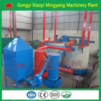 High yield strong durability coal charcoal carbonization stove/tar oil making machine 008618937187735