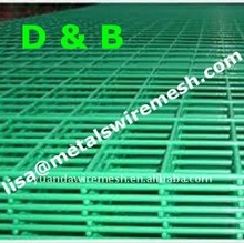 "High Quality Opening:1/2""x1/2""-4""x4"" PVC Coated Galvanized Welded Wire Mesh Panel Manufacture"