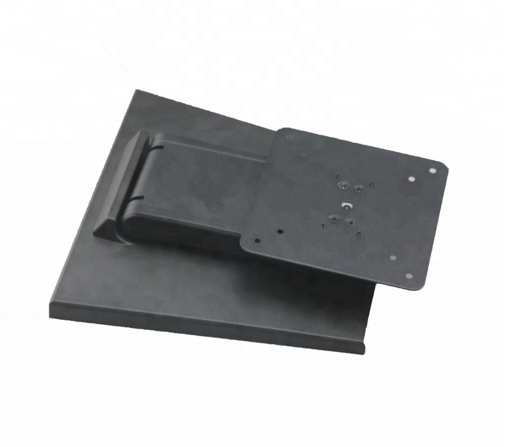 Fold metal stand for 15 and 17 inch monitor