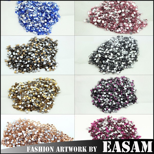 High Quality Wholesale Korean Hotfix Rhinestones Supplier in China