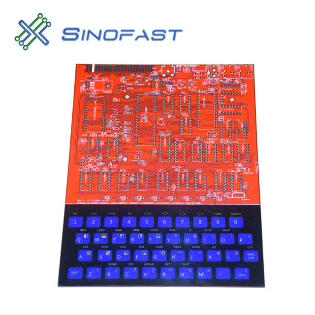 Turnkey Electronics 1-30L Multilayer Circuit Board PCB Design Layout OEM Manufacturer With Copy Service