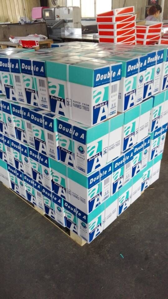 Whole sale Double A4 paper A4 copy paper 80gsm 75gsm 70gsm