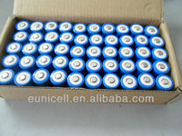 16340 3.7V cylindrical Li-ion battery cell