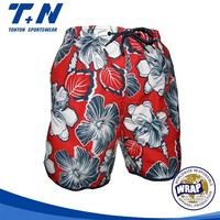 2015 men new style sexy swimming floating shorts