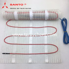 SANTO 100w/m2 floor heating cable mat system