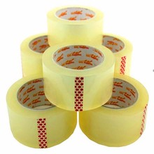 Factory Low Price Acrylic Glue Adhesive Sealing Bopp Tape